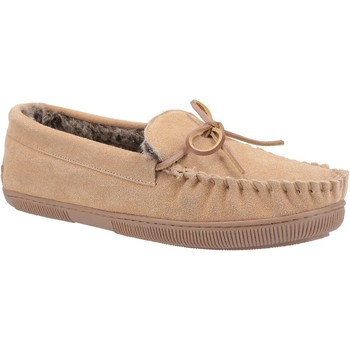 kengät Naiset Tossut Hush puppies  Tan
