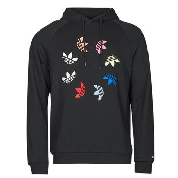 vaatteet Miehet Svetari adidas Originals ST HOODY Musta