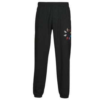vaatteet Miehet Verryttelyhousut adidas Originals ST SWEAT PANT Musta