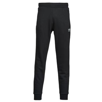 vaatteet Miehet Verryttelyhousut adidas Originals ESSENTIALS PANT Musta