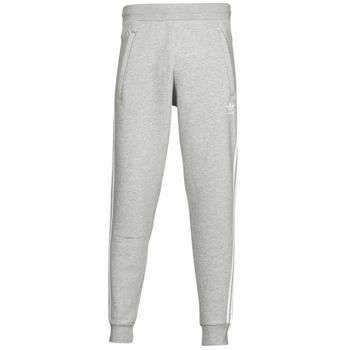 vaatteet Miehet Verryttelyhousut adidas Originals 3-STRIPES PANT Kanerva / Harmaa