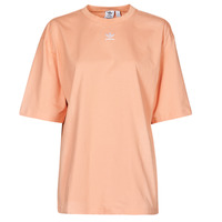 vaatteet Naiset Lyhythihainen t-paita adidas Originals TEE Blush / Tunnelmallinen