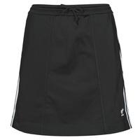 vaatteet Naiset Hame adidas Originals SKIRT Musta