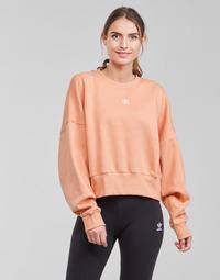 vaatteet Naiset Svetari adidas Originals SWEATSHIRT Blush / Tunnelmallinen