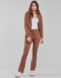 vaatteet Naiset Verryttelyhousut adidas Originals OPEN HEM TP Ruskea