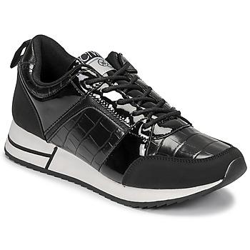 kengät Naiset Matalavartiset tennarit Chattawak KANSAS Musta