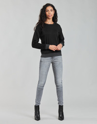 vaatteet Naiset Skinny-farkut G-Star Raw LHANA SKINNY Harmaa