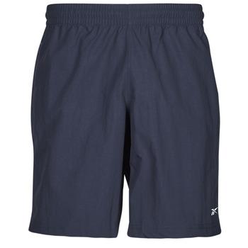 vaatteet Miehet Shortsit / Bermuda-shortsit Reebok Classic TE UTILITY SHORT Sininen