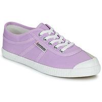 kengät Naiset Matalavartiset tennarit Kawasaki ORIGINAL Violetti