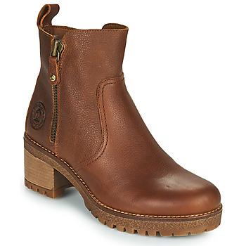 kengät Naiset Bootsit Panama Jack PAULINE Ruskea