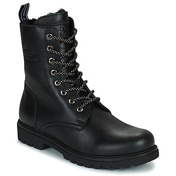 kengät Naiset Bootsit Panama Jack FRISIA Musta