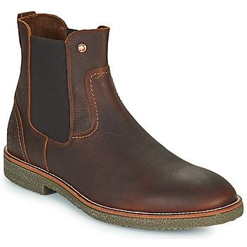 kengät Miehet Bootsit Panama Jack GARNOCK Musta