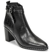 kengät Naiset Saappaat Philippe Morvan BERRYS Musta