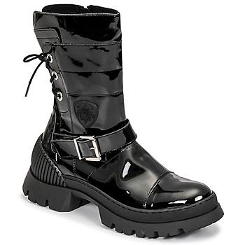 kengät Naiset Bootsit Philippe Morvan CHARMY Musta