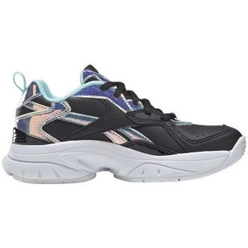 kengät Lapset Matalavartiset tennarit Reebok Sport Xeona Mustat, Vaaleansiniset, Vaaleanpunaiset