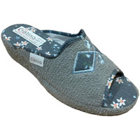 kengät Naiset Tossut Cristina CRI0621gri grigio