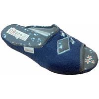 kengät Naiset Tossut Cristina CRI06921blu blu