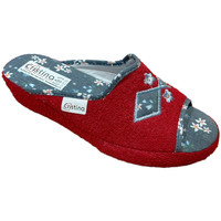 kengät Naiset Tossut Cristina CRI06921ros rosso