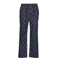 vaatteet Miehet pyjamat / yöpaidat Polo Ralph Lauren PJ PANT SLEEP BOTTOM Laivastonsininen