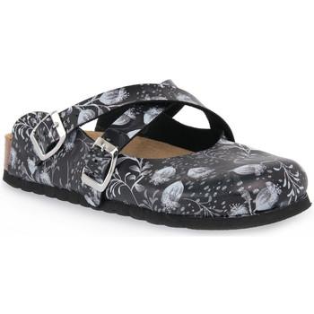 kengät Naiset Puukengät Bioline NERO IBIS Nero