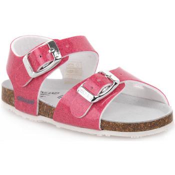 kengät Tytöt Sandaalit ja avokkaat Grunland FUXIA 40AFRE Rosa