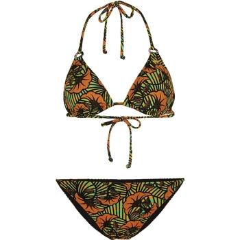 vaatteet Naiset Kaksiosainen uimapuku O'neill Capri Bondey Fixed Set Monivärinen