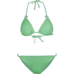 vaatteet Naiset Kaksiosainen uimapuku O'neill Capri Bondey Fixed Set Vihreä