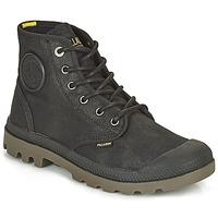 kengät Bootsit Palladium PAMPA CANVAS Musta