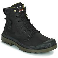 kengät Bootsit Palladium PAMPA RECYCLED Musta