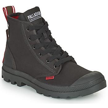 kengät Bootsit Palladium PAMPA METRO Musta