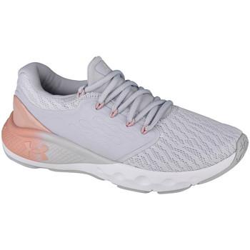 kengät Naiset Juoksukengät / Trail-kengät Under Armour W Charged Vantage Grise