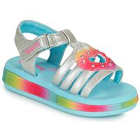 kengät Tytöt Sandaalit ja avokkaat Skechers SUNSHINES/FAIRY HEARTS Monivärinen