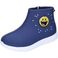 kengät Tytöt Nilkkurit Smiley  Sininen