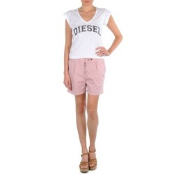 vaatteet Naiset Shortsit / Bermuda-shortsit Diesel HANTU Pink