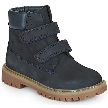 kengät Pojat Bootsit Citrouille et Compagnie PAXA Sininen