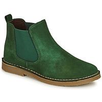 kengät Lapset Bootsit Citrouille et Compagnie HOVETTE Vihreä
