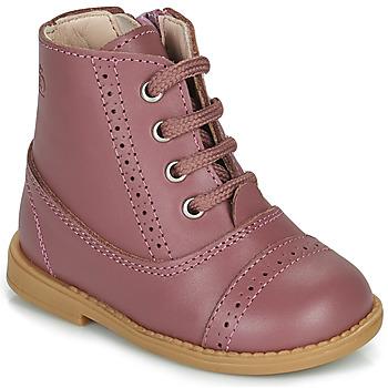 kengät Tytöt Bootsit Citrouille et Compagnie PUMBAE Vaaleanpunainen