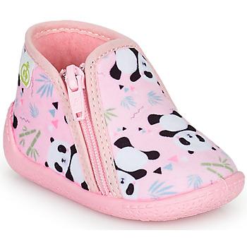 kengät Tytöt Tossut Citrouille et Compagnie PACARONI Vaaleanpunainen