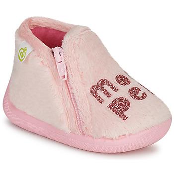 kengät Tytöt Tossut Citrouille et Compagnie PRADS Vaaleanpunainen