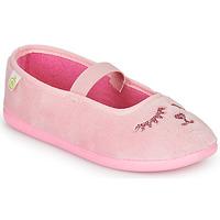 kengät Tytöt Tossut Citrouille et Compagnie PIDDI Vaaleanpunainen