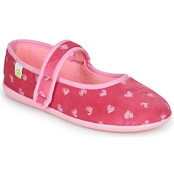 kengät Tytöt Tossut Citrouille et Compagnie PIWOINE Fuksia