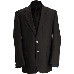 vaatteet Miehet Takit / Bleiserit Brook Taverner BR051 Black
