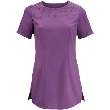 vaatteet Naiset Lyhythihainen t-paita Alexandra  Amethyst