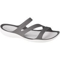kengät Naiset Sandaalit Crocs W Swiftwater Sandals Grise