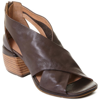 kengät Naiset Sandaalit ja avokkaat Rebecca White T0409 |Rebecca White| D??msk?? kotn??kov?? boty z telec?? k??e v k??vo