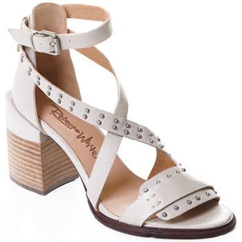 kengät Naiset Korkokengät Rebecca White T0501 |Rebecca White| D??msk?? sand??ly na vysok??m podpatku z telec??