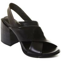 kengät Naiset Nilkkurit Rebecca White T0507 |Rebecca White| Elegantn?? ?ern?? kotn??kov?? boty z telec?? k??