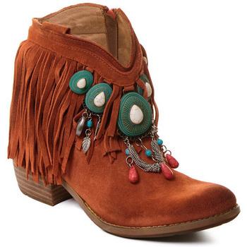 kengät Naiset Nilkkurit Rebecca White T0601B |Rebecca White| D??msk?? ko?en?? kotn??kov?? boty s kor??lovou k