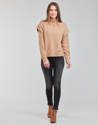 vaatteet Naiset Skinny-farkut Replay LUZIEN Musta