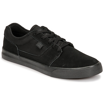kengät Miehet Matalavartiset tennarit DC Shoes TONIK Musta